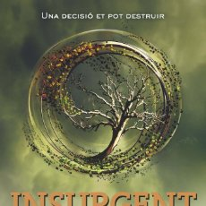 Libros: INSURGENT - DIVERGENT 2 (2014) - VERONICA ROTH - ISBN: 9788415745648. Lote 134912182