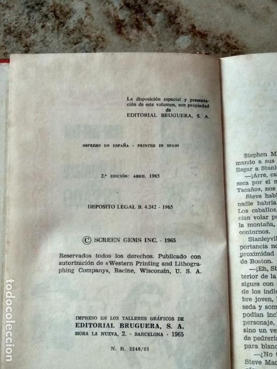 Libros: RIN-TIN-TIN La frontera del estado - Foto 2 - 139725458
