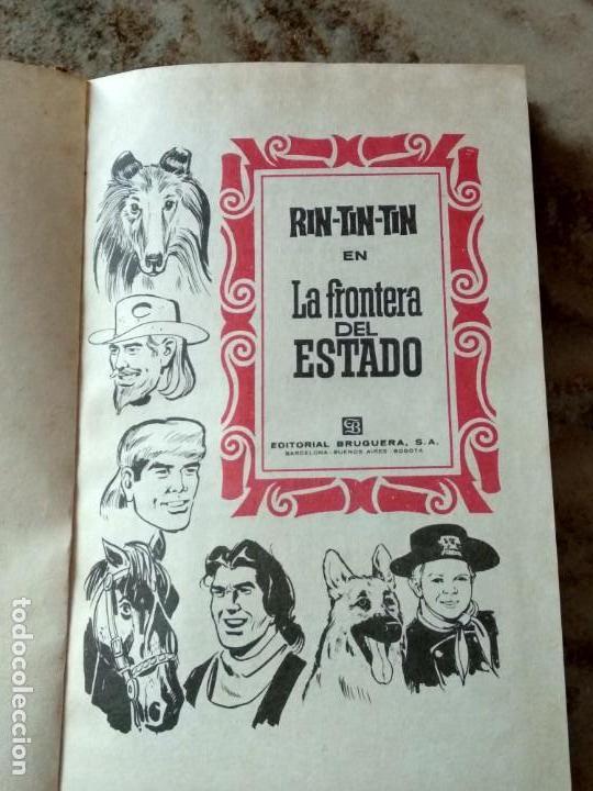 Libros: RIN-TIN-TIN La frontera del estado - Foto 3 - 139725458