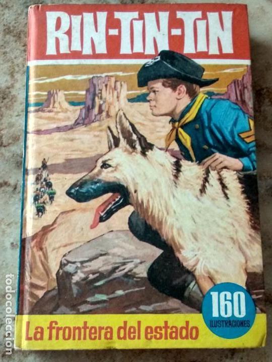 Libros: RIN-TIN-TIN La frontera del estado - Foto 5 - 139725458