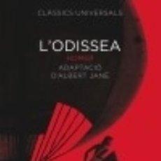 Libros: L'ODISSEA. Lote 140390458
