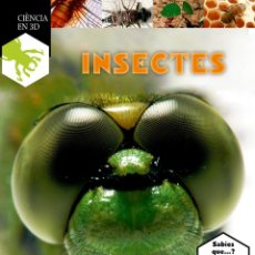 Libros: INSECTES - LLIBRE POP-UP (2010) - MARIA MUDD RUTH, WILLABEL L. TONG - ISBN: 9788498254945. Lote 140407366