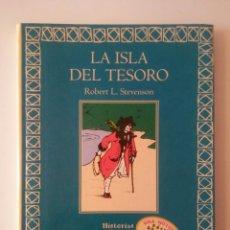 Libros: LA ISLA DEL TESORO-AÑO 1996-ALTEA SANTILLANA. Lote 144623754