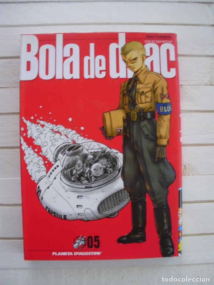 BOLA DE DRAC 05 EDICIÓ DEFINITIVA (Libros Nuevos - Literatura Infantil y Juvenil - Literatura Juvenil)