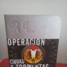 Libros: OPERACIÓN CIUDAD DE LAS TORMENTAS - TRILOGIA LA COFRADIA 3 - JOSHUA MOWLL. Lote 146693146