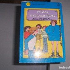 Libros: DÍAS SOMBRÍOS TORAY. Lote 147360190
