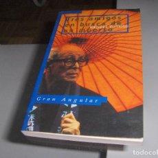 Libros: TRES AMIGOS EN BUSCA DE UN MUERTO - GRAN ANGULAR SM. Lote 147476022