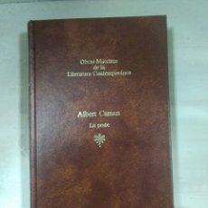 Libros: OBRAS DE LA LITERATURA CONTEMPORANEA, ALBERT CAMPUS. Lote 156541338