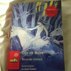 Libros: OJO DE NUBE. Lote 156575246