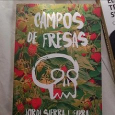 Libros: CAMPOS DE FRESAS. Lote 156575686