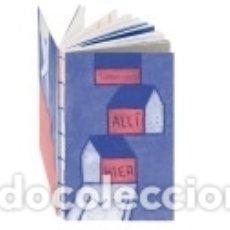 Libros: ALLÍ: HIER. Lote 157004277