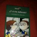 Libros: LIBRO ¿Y SI ME DEFIENDO? ELISABETH ZOLLER. Lote 160194889