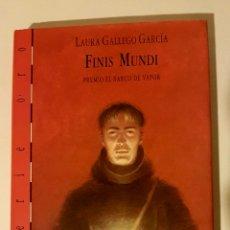 Libros: FINIS MUNDI Y LA CAJA DE LAS HISTORIAS. 2 LIBROS JUVENILES. Lote 160757517