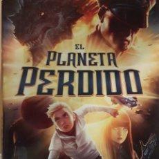 Libros: EL PLANETA PERDIDO LIBRO. Lote 161472425