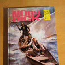 Libros: NOVELAS MAESTRAS TORAY SERIE B # 1 MOBY DICK HERMAN MELVILLE. Lote 163517496