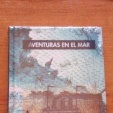 Libros: UNA CIUDAD FLOTANTE - JULIO VERNE - COLECCION AVENTURAS EN EL MAR *NUEVO - PRECINTADO*. Lote 58411230
