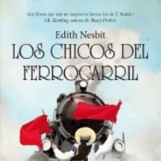 Livros: CHICOS DEL FERROCARRIL,LOS. Lote 166422817