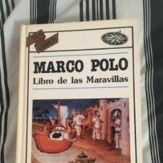 Libros: LIBRO DE MARAVILLAS. ANAYA TUS LIBROS. 1ª EDICION. Lote 168097568