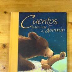 Libros: CUENTOS PARA IRSE A DORMIR.. Lote 170008090