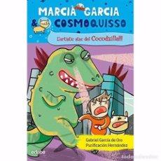 Livros: MARCIÀ GARCIA & COSMOQUISSO 7, L'ARTISTIC ATAC DEL COCODZILLA EN CATALÁ. Lote 172820582