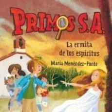 Libros: LA ERMITA DE LOS ESPIRITUS. Lote 174378240