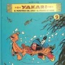 Livros: YAKARI VOL. 9. Lote 175478773