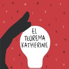 Libros: EL TEOREMA KATHERINE (2014) - JOHN GREEN - ISBN: 9788415745778. Lote 174897654