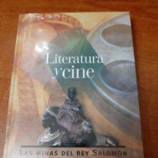 Libros: LIBRO LAS MINAS DEL REY SALOMÓN (ART. NUEVO Y PRECINTADO) CLUB INTERNACIONAL DEL LIBRO. Lote 177514102