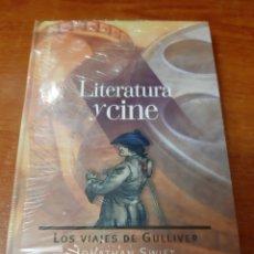 Libros: LIBRO LOS VIAJES DE GULLIVER (ART NUEVO Y PRECINTADO) CLUB INTERNACIONAL DEL LIBRO. Lote 177514324