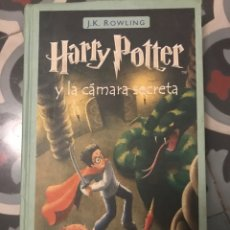 Libros: HARRY POTTER Y LA CAMARA SECRETA. Lote 178741050