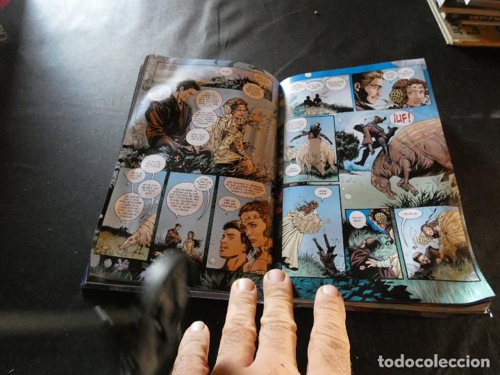 Libros: COMIC STAR WARS SAGA COMPLETA PLANETA DE AGOSTI CON DEFECTO, LEER PESA 700 GRAMOS - Foto 4 - 178908951