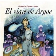 Libros: EL VIAJE DE ARGOS (ALEJANDRO POLANCO) GLYPHOS 2014. Lote 180474362