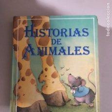 Libros: HISTORIAS DE ANIMALES. Lote 180874983