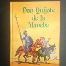 Libros: DON QUIJOTE DE LA MANCHA. Lote 181964018