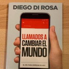 Libros: LIBRO MINISTERIO DE JÓVENES CON PROPÓSITO. DIEGO DI ROSSI. Lote 182648897
