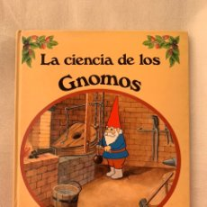 Libros: LA CIENCIA DE LOS GNOMOS EDITORIAL PLAZA JOVEN AÑOS 80. Lote 182986411