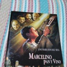Libros: MARCELINO PAN Y VINO ESPASA CALPE. Lote 183093853