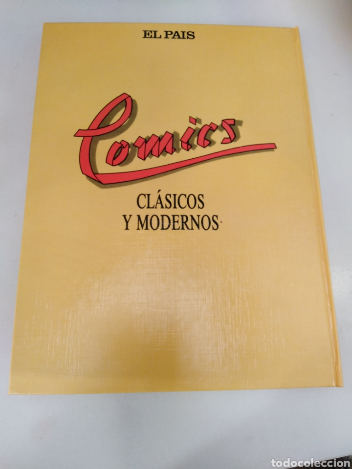 Libros: Cómic el país clásicos modernos - Foto 2 - 183379820