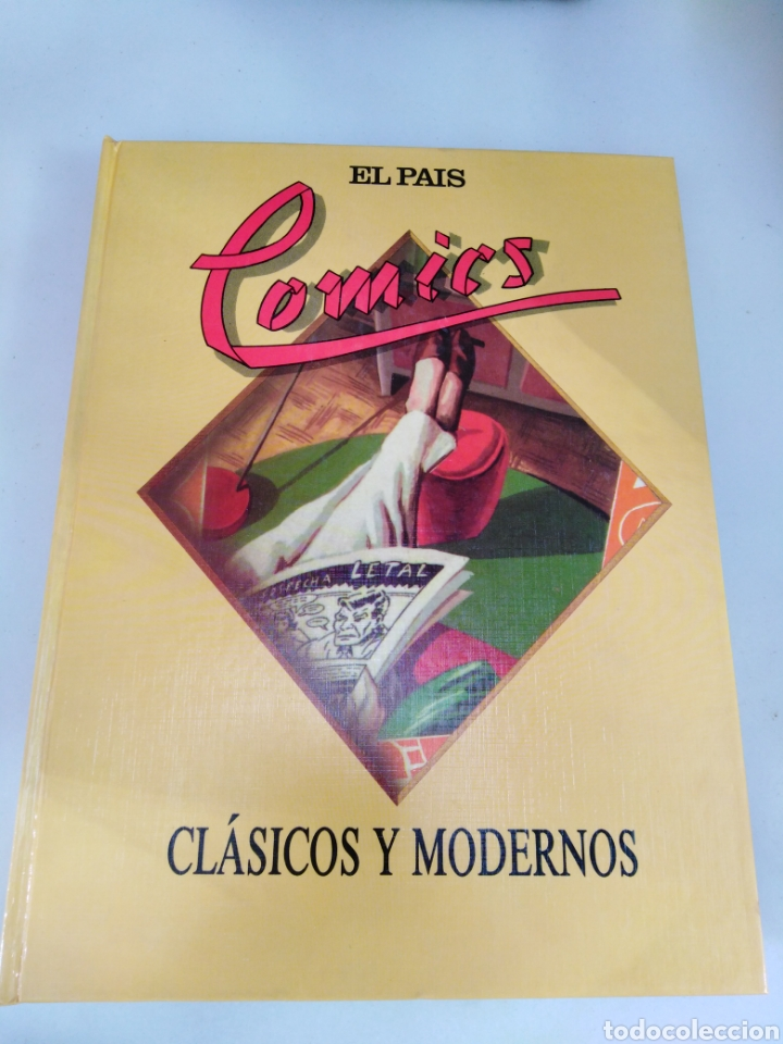 CÓMIC EL PAÍS CLÁSICOS MODERNOS (Libros Nuevos - Literatura Infantil y Juvenil - Literatura Juvenil)