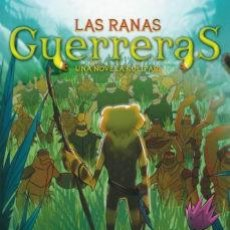 Libros: LAS RANAS GUERRERAS TREVOR PRYCE TAPA DURA. Lote 183567303