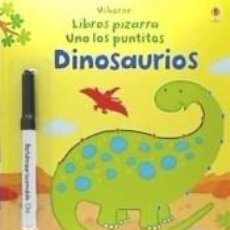 Libros: DINOSAURIOS LIBRO PIZARRA. Lote 183883025