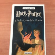Libros: HARRY POTTER. Lote 183894746