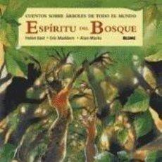 Libros: ESPIRITU DEL BOSQUE. Lote 183996453