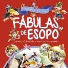 Libros: FÁBULAS DE ESOPO. FÁBULAS DE ANIMALES. Lote 184009597