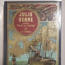 Libros: LIBRO / JULIO VERNE / VIEJA AL CENTRO DE LA TIERRA RBA 2014 NUEVO. Lote 184306541