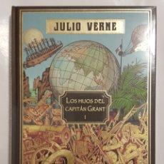Libros: LIBRO / JULIO VERNE / LOS HIJOS DEL CAPITAN GRANT I RBA 2014 NUEVO. Lote 184307035