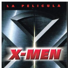 Libros: X-MEN - LA PELICULA - TIMUN MAS. Lote 184804827