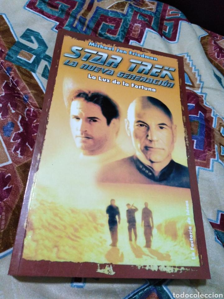 Libros: Star trek la nueva generación ( 3 libros ) - Foto 2 - 185492932