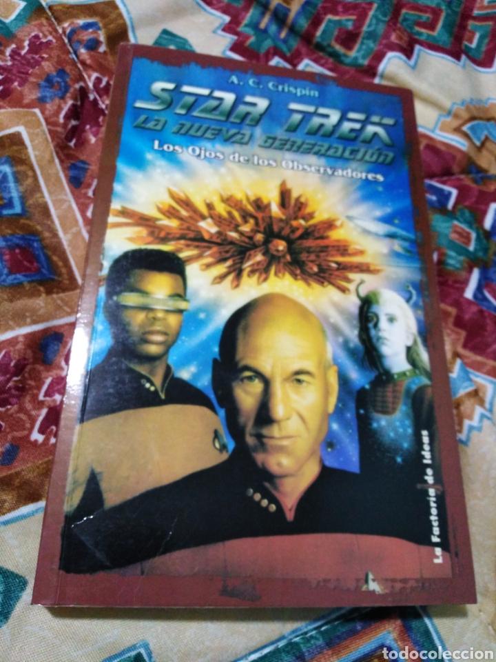 STAR TREK LA NUEVA GENERACIÓN ( 3 LIBROS ) (Libros Nuevos - Literatura Infantil y Juvenil - Literatura Juvenil)