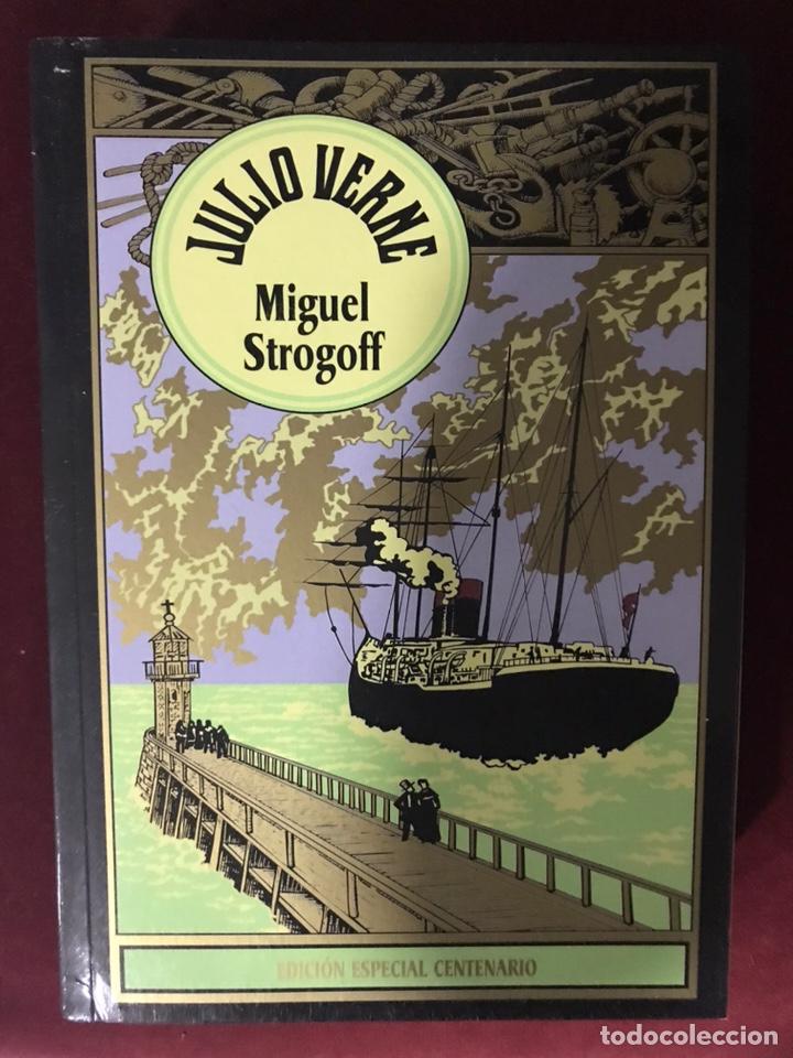 JULIO VERNE MIGUEL STROGOFF (Libros Nuevos - Literatura Infantil y Juvenil - Literatura Juvenil)